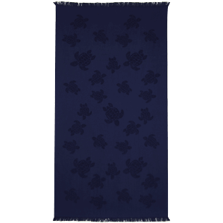 Others Solid - Beach Fouta Towel Solid, Navy front