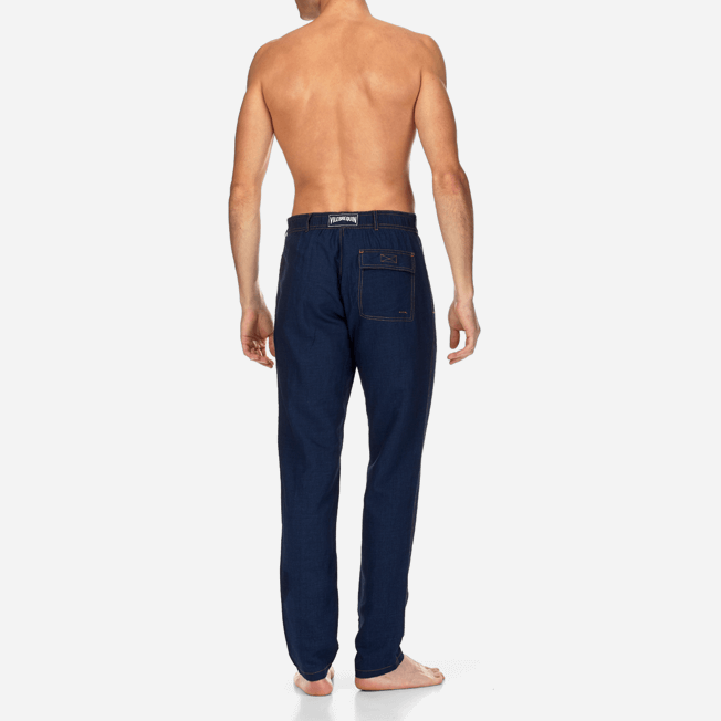 Vilebrequin - Pantalones color añil - 3