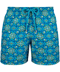 Men Embroidered Embroidered - Men Embroidered Swimwear Tanger - Limited Edition, Seychelles front
