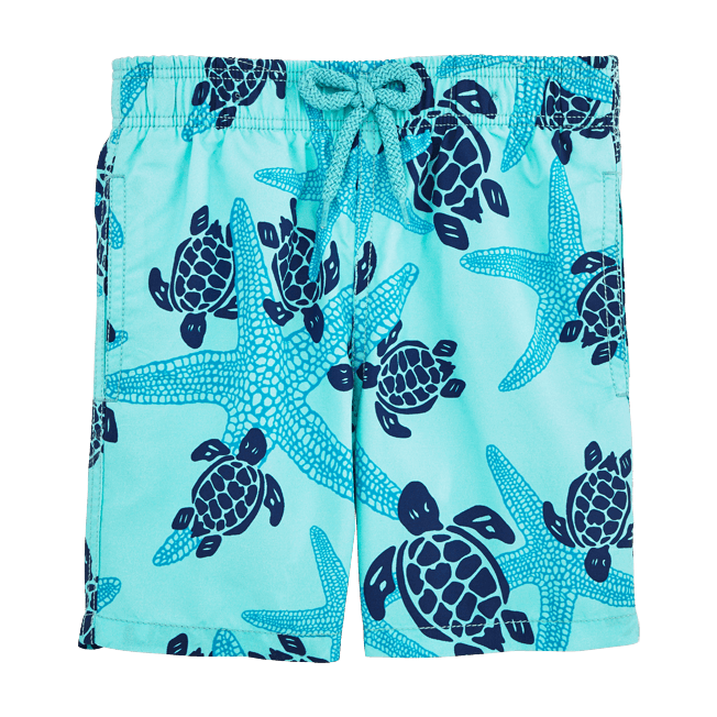 Vilebrequin - Starlettes & Turtles Swim Shorts - 1