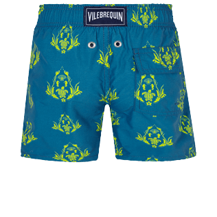 Boys Others Printed - Boys Swimwear Pranayama, Goa back