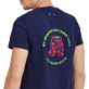Men Others Printed - Men Cotton T-Shirt Crackers, Navy supp1