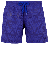 Boys Others Magic - Boys Swim Trunks Water-reactive Crabs, Royal blue frontworn