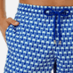 Men Ultra-light classique Printed - Men Ultra-Light and packable Swimwear Istanbul, Sea blue supp1