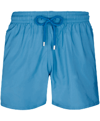 Men Ultra-light classique Solid - Men Swim Trunks Ultra-light and packable Solid, Star anise front