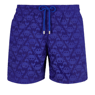 Men Classic Magique - Men Swimtrunks Water-reactive Crabs, Royal blue supp3
