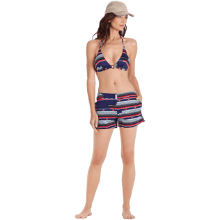 Women Others Printed - Women Swim Short VBQ Cruise Lines, Midnight blue supp2