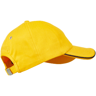 Others Solid - Unisex Cap Solid, Curry back