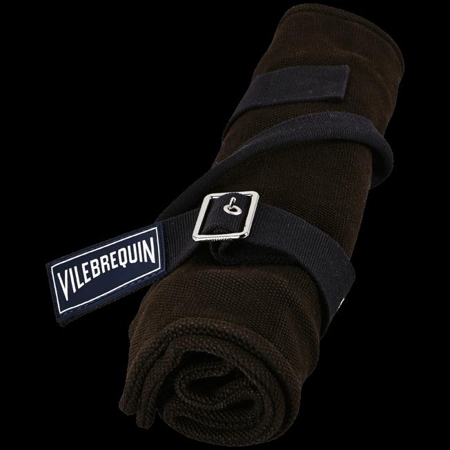 Vilebrequin - Small Cotton Beach bag Solid - 3