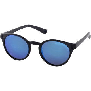 Others Solid - Unisex Floaty Sunglasses Solid, Navy back