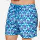 Men Ultra-light classique Printed - Men Swimwear Ultra-Light and Packable Shellfish and Turtles, Acqua supp1