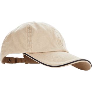 Caps AND Hats Solid - Kids Cap Solid, Sand front
