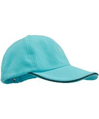 Others Solid - Unisex Cap Solid, Azure front