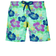 Boys Others Printed - Boys Swim Trunks Tropical turtles, Cardamom front