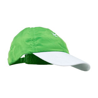 Others Solid - Kids Cap Solid Fluo, Neon green front