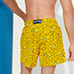 Men Classic Printed - Men Swim Trunks Bengale Tigers, Safran backworn