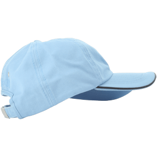 Others Solid - Unisex Cap Solid, Sky blue back