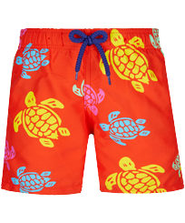 Boys Others Printed - Boys Swimwear Tortues Multicolores, Medlar front