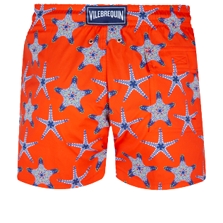 Homme CLASSIQUE STRETCH Imprimé - Maillot de bain homme Stretch Starfish Dance, Nefle back