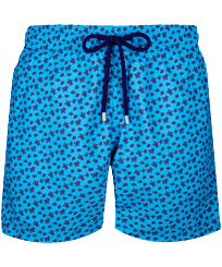 Men Classic Printed - Men Swim Trunks Micro Ronde des Tortues, Jaipuy front