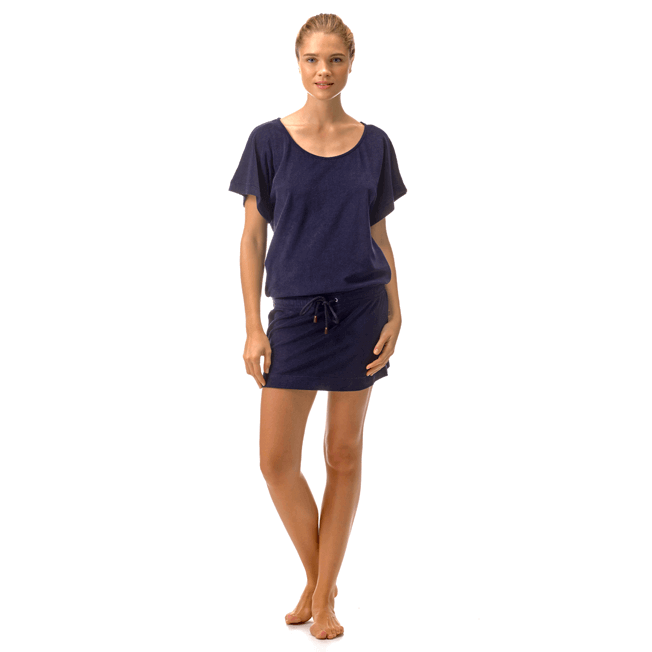 Vilebrequin - Robe t-shirt éponge - 5