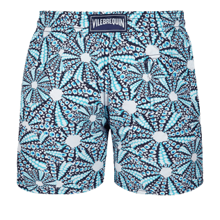 Men Classic Printed - Men swimtrunks Oursinade, Navy back