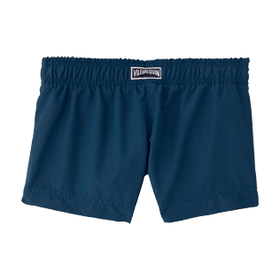 Girls Shorties Embroidered - Sunny Dog Shorty, Spray back