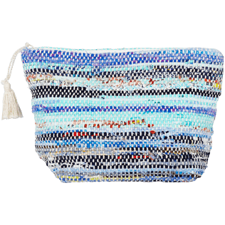 Others Printed - Unisex Beach Pouch Eco-Friendly, Unique back