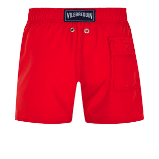 Boys Others Embroidered - Boys Swimwear The Year Of The Pig, Medicis red back