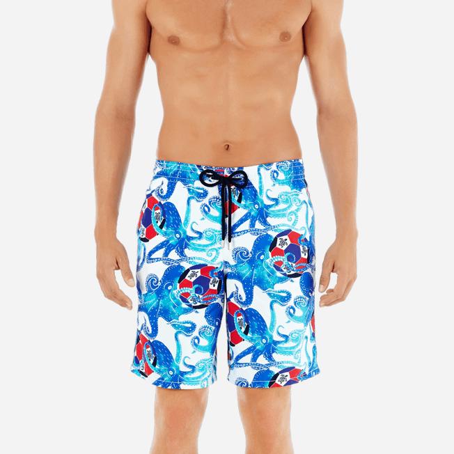Vilebrequin - Bañador con estampado Soccer Turtles para hombre - 5