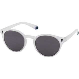 Others Solid - Unisex Floaty Sunglasses Solid, White back