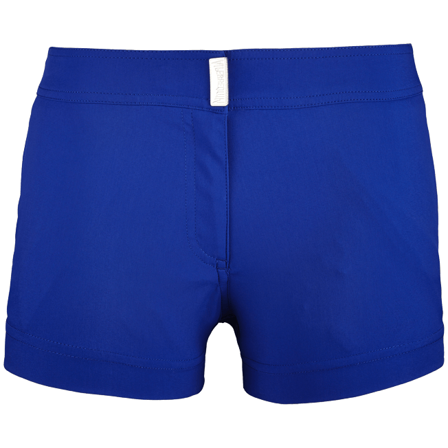 Vilebrequin - Shorty en matière maillot de bain Femme Stretch Uni - 1