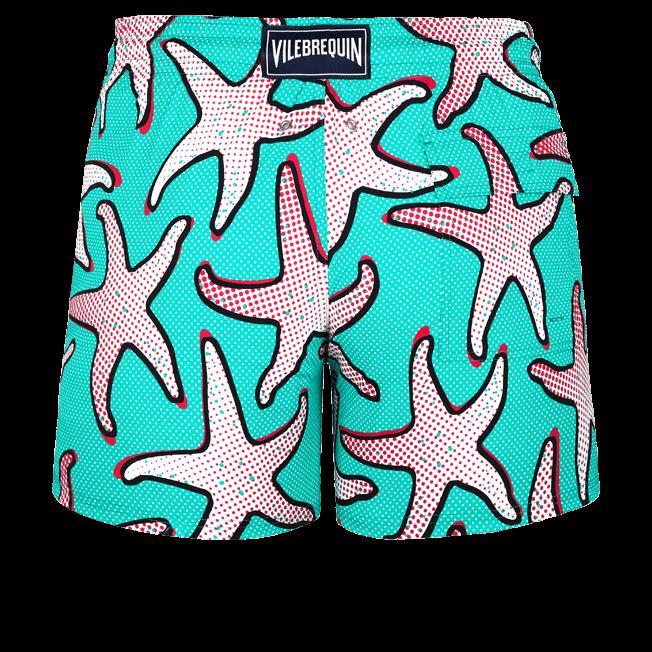 Vilebrequin - Maillot de bain Homme Stretch Starfish Art - 2