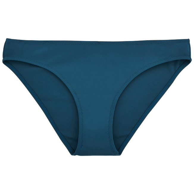 Vilebrequin - Shaping Solid Water Cut bikini bottom - 1