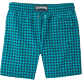 Men Classic / Moorea Printed - Baby Trop' Swim shorts, Azure back
