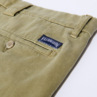男款 Others 纯色 - Men Chino Pants, Fern supp6