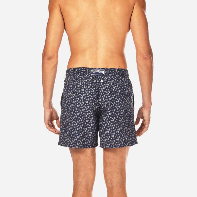 Vilebrequin - Micro Ronde des Tortues Swim shorts - 6
