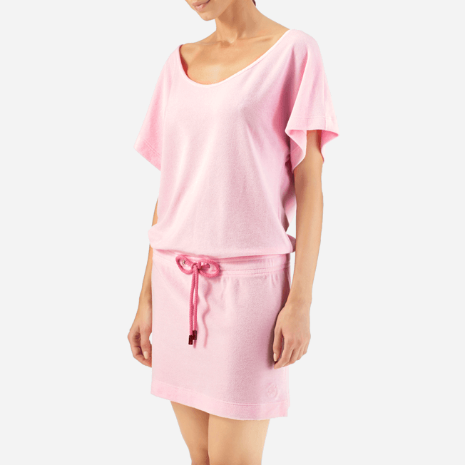Vilebrequin - Solid Terry Tee Shirt dress - 5