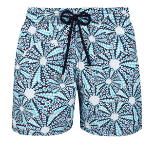 Men Classic Printed - Men swimtrunks Oursinade, Navy front