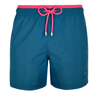 Men Classic Solid - Men Swimtrunks Bicolor, Spray front
