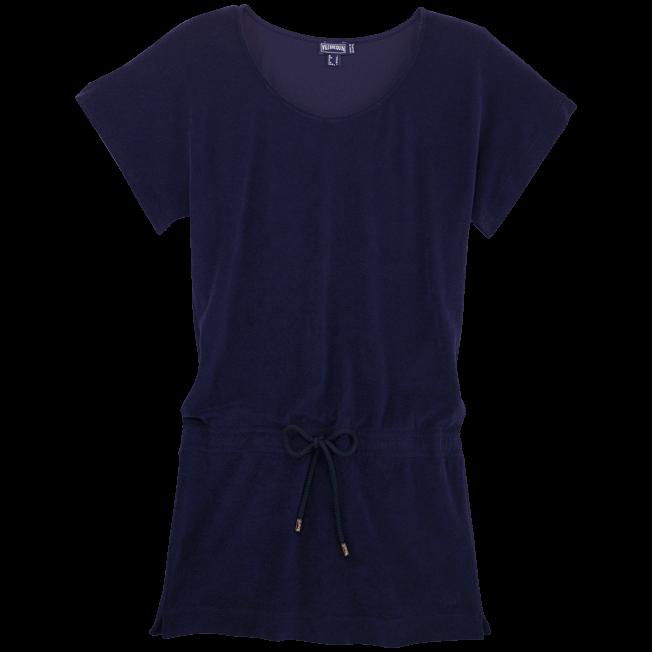 Vilebrequin - Robe t-shirt éponge - 1