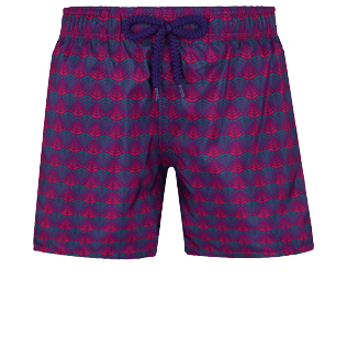 Boys Others Printed - Boys Swimwear Ultra-light and packable Perspective Fish, Plum front