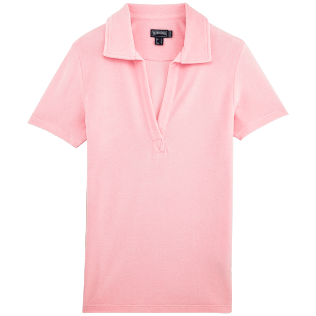 Vilebrequin - Women Terry Cloth Polo shirt Solid - 1
