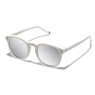 Others Uni - Unisex Sunglasses Bond White, White back