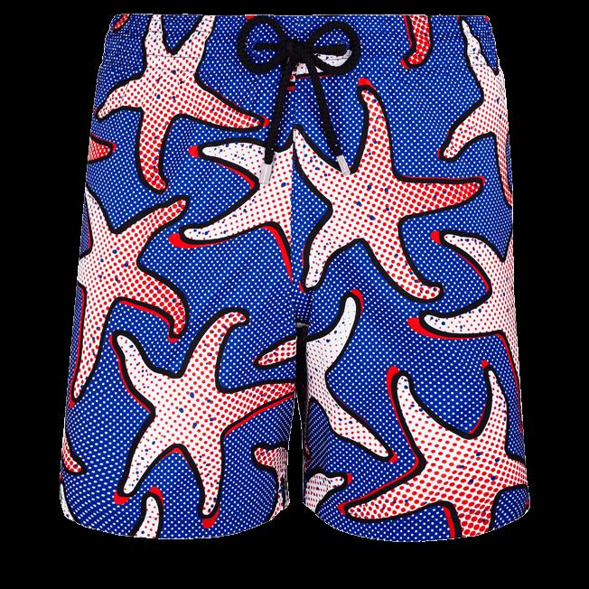 Vilebrequin - Maillot de bain Homme Ultra Léger et Pliable Starfish Art - 1
