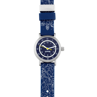 050 Printed - Bubble Turtles 32mm Watch, Navy front