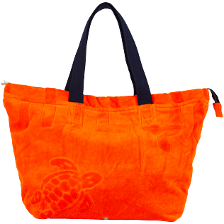 Others Solid - Unisex Large Beach Bag Solid, Medlar back