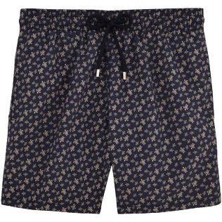 Men Classic / Moorea Printed - Micro Ronde des Tortues Swim shorts, Navy  front