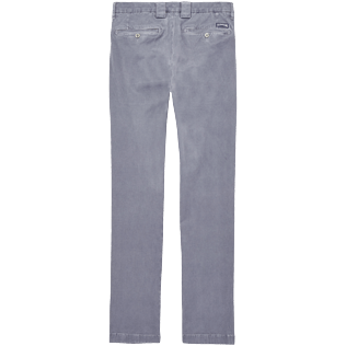 Men Others Solid - Men Slim chino Pants, Grey back