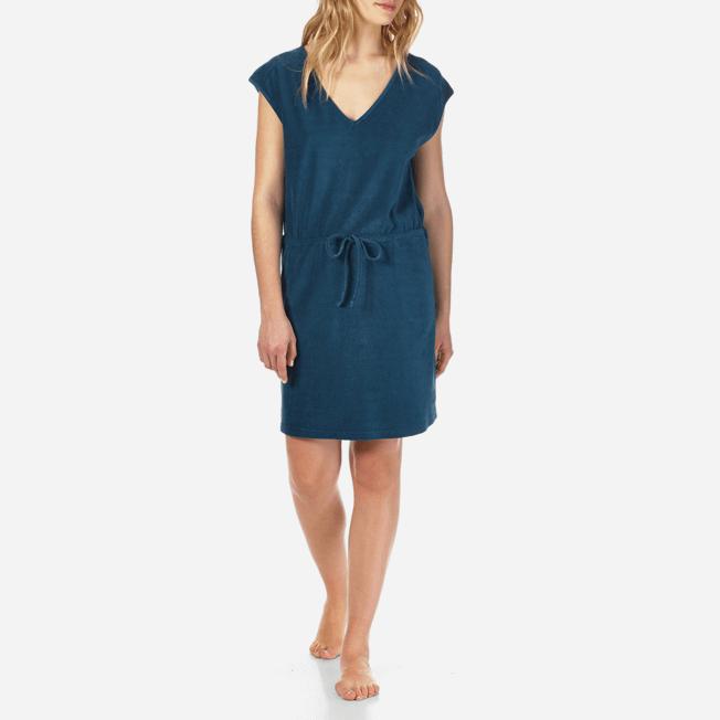 Vilebrequin - Robe courte en Eponge Femme Unie - 3